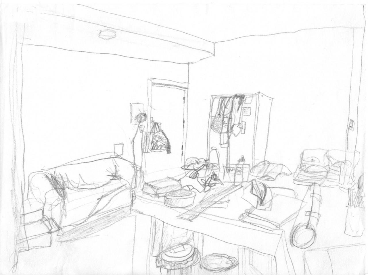 Work ⇒ Dewi Kruijk In Between The Work